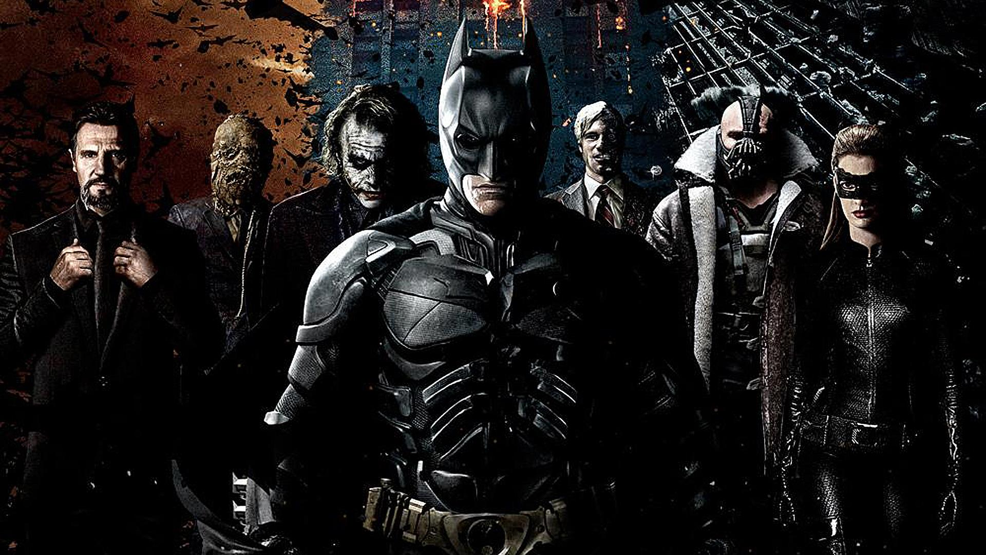 Batman HD Wallpapers for Desktop (21)