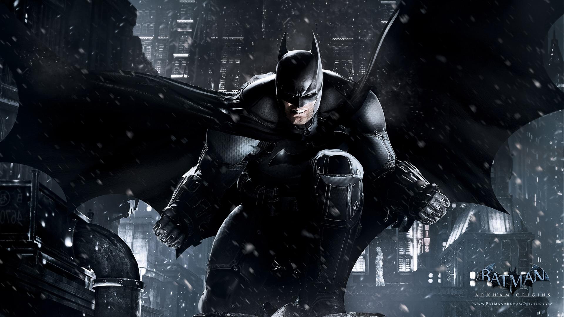 Batman HD Wallpapers for Desktop (6)