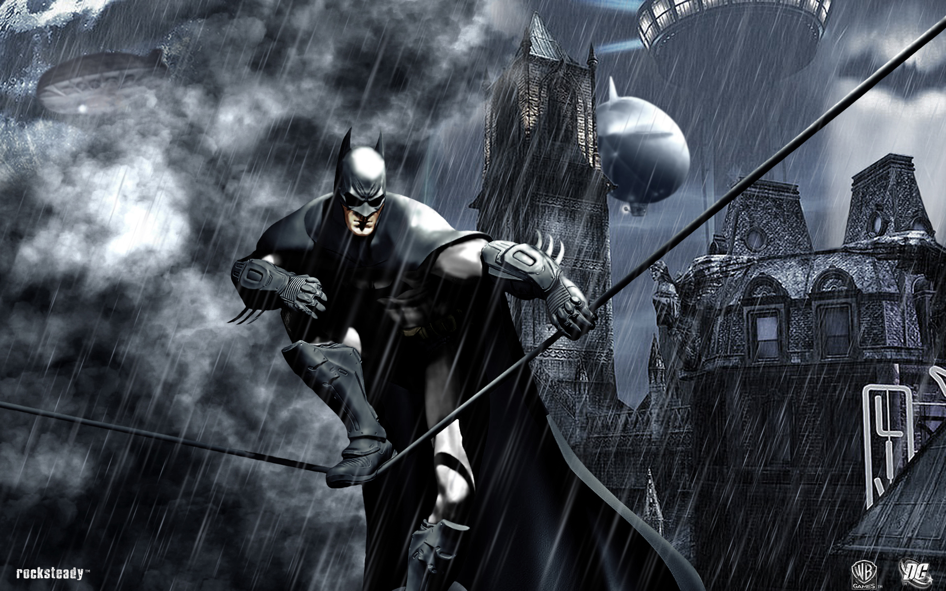 Batman HD Wallpapers For Desktop 9