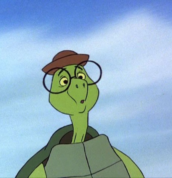 Famous Cartoon Characters with Glasses