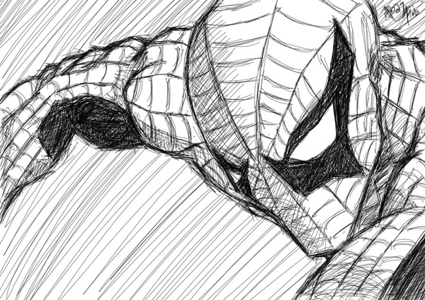 35 awesome cartoon sketches to check out