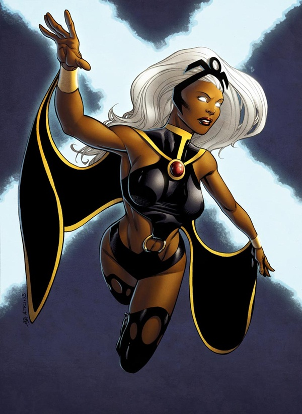 Famous Black Female Cartoon Characters20