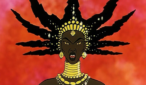 Famous Black Female Cartoon Characters8