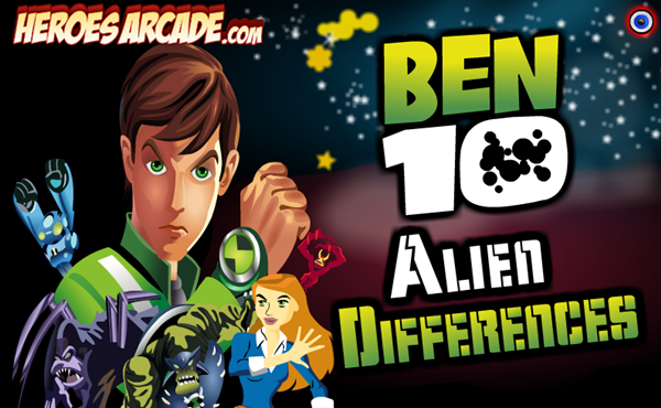 Free Ben 10 Online Games for Kids3