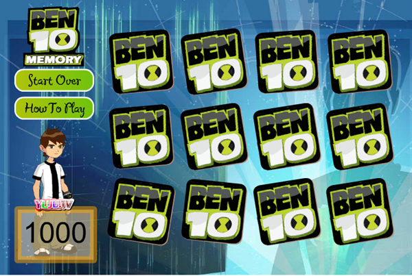 Free Ben 10 Online Games for Kids4