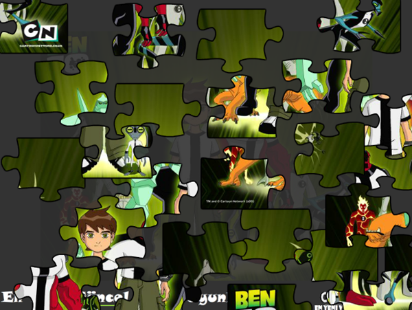 ben 10 online free games for kids