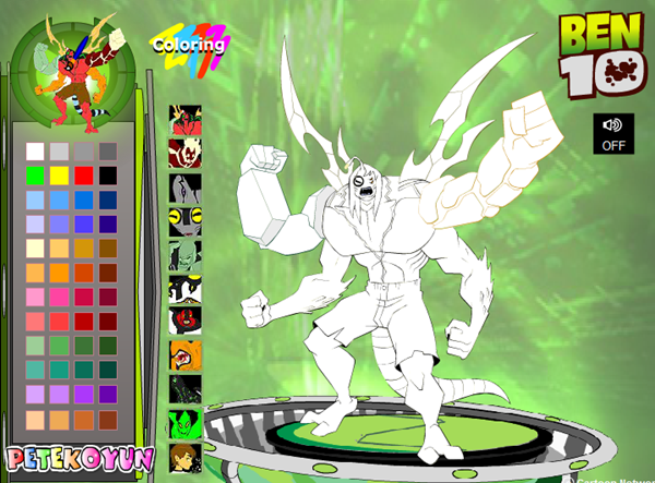 Free Ben 10 Online Games For Kids6