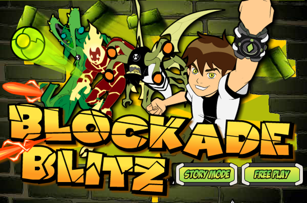 Free Ben 10 Online Games for Kids9