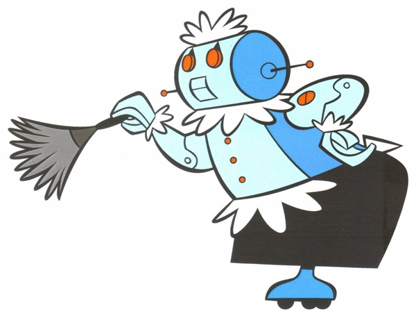 Images of robot cartoon characters6