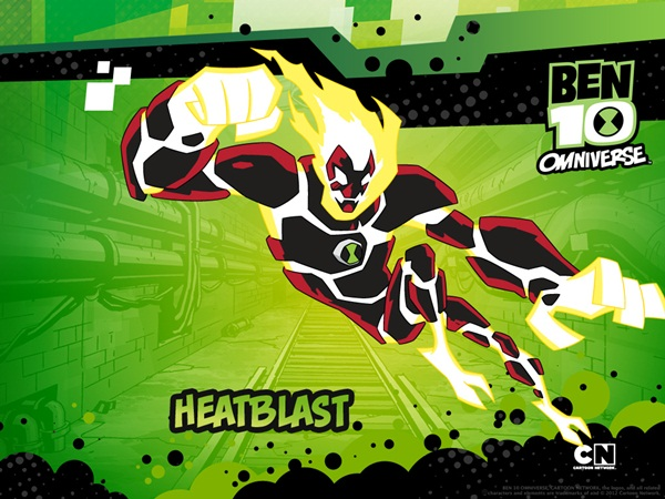 ben 10 omniverse all aliens wallpapers