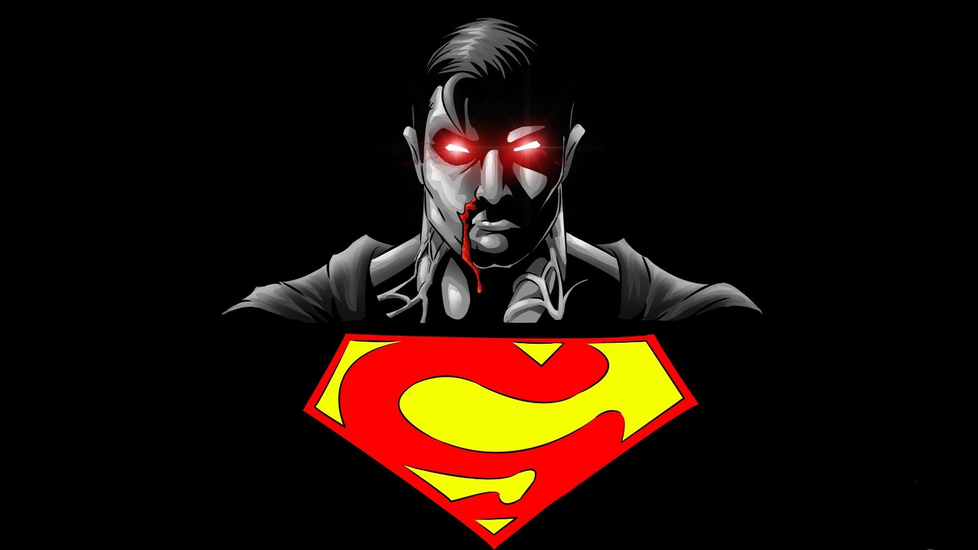 Amazing Wallpaper Halloween Batman - Superman-HD-Wallpaper-for-Desktop-12  Best Photo Reference_878737.jpg