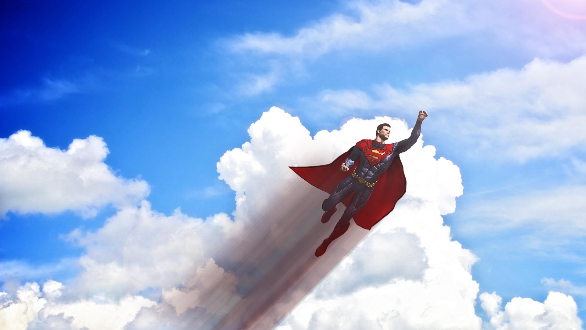 Superman HD Wallpaper for Desktop (26)