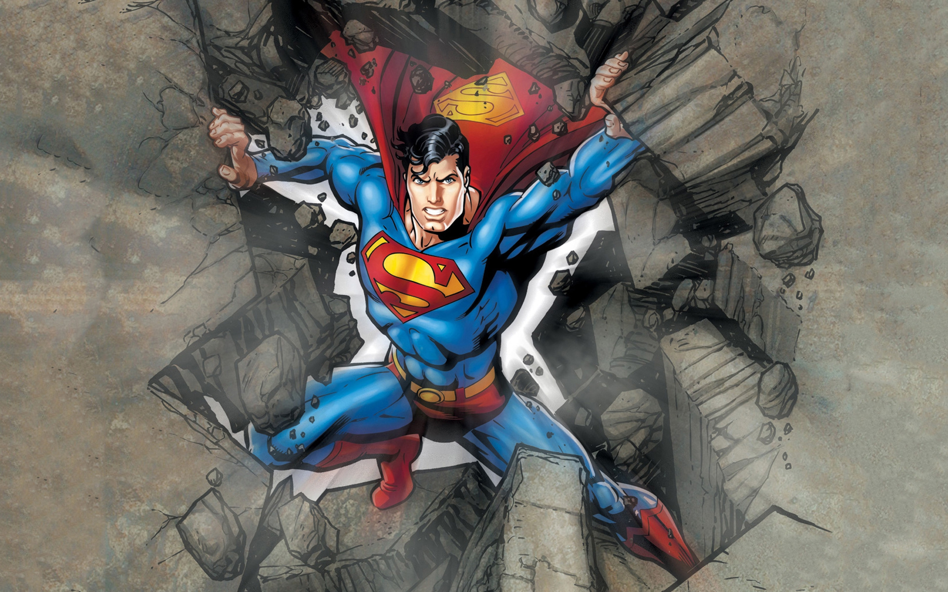 Best 35 superman hd wallpaper for desktop - Superman screensaver ...