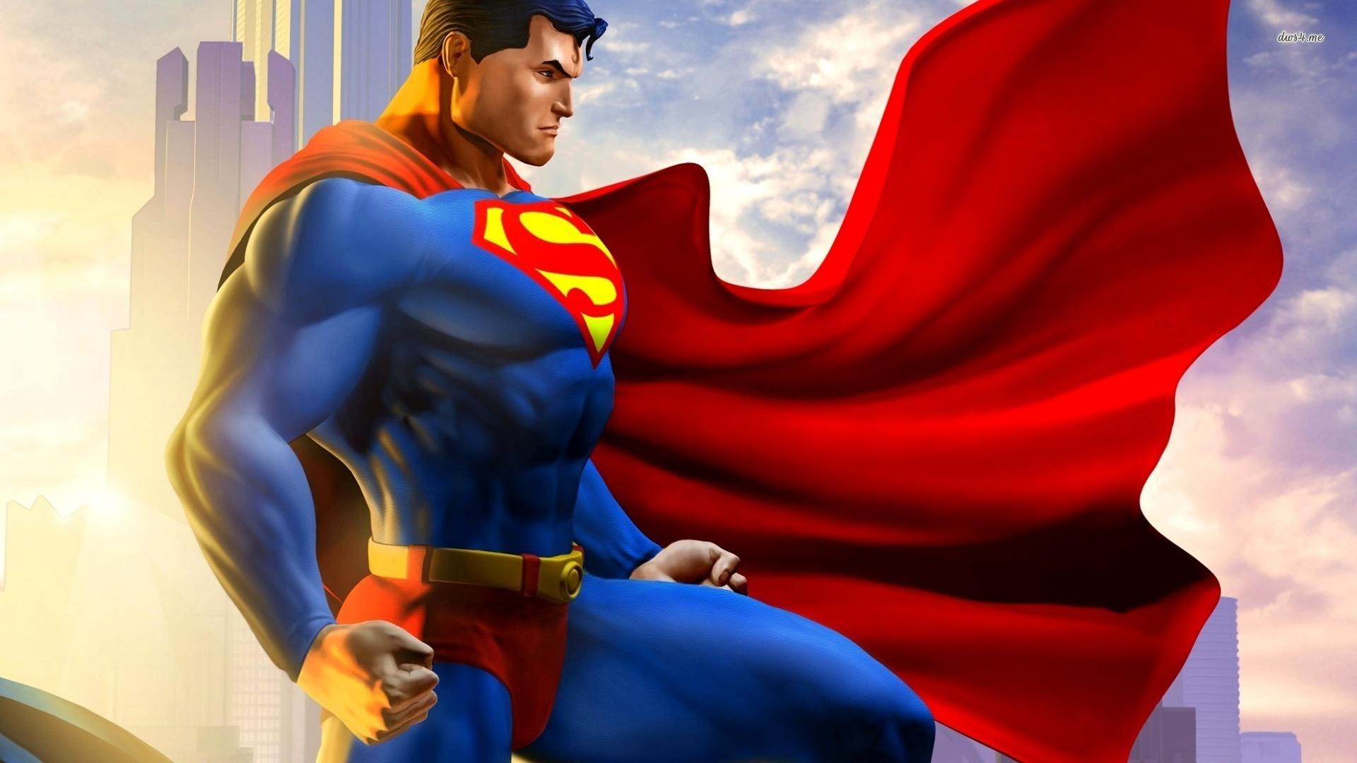 Superman HD Wallpaper for Desktop (9)