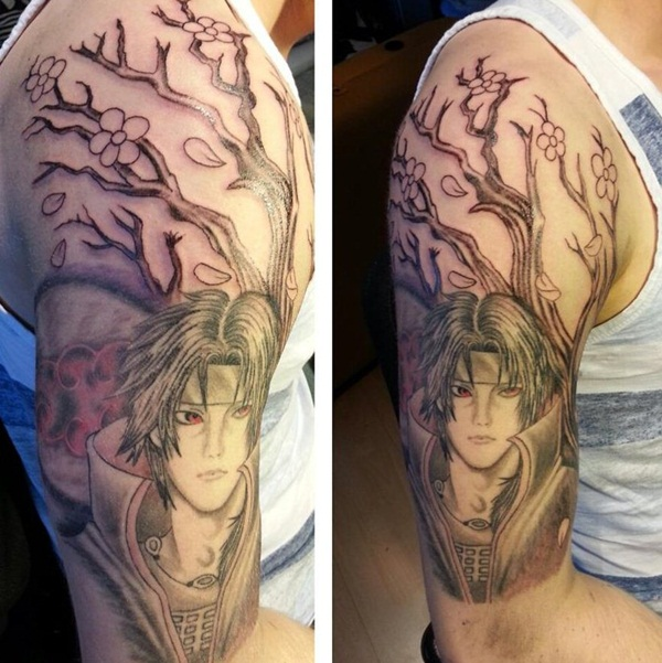 Tattoo Designs For Men: 40 Naruto Tattoo Designs For Men And Women