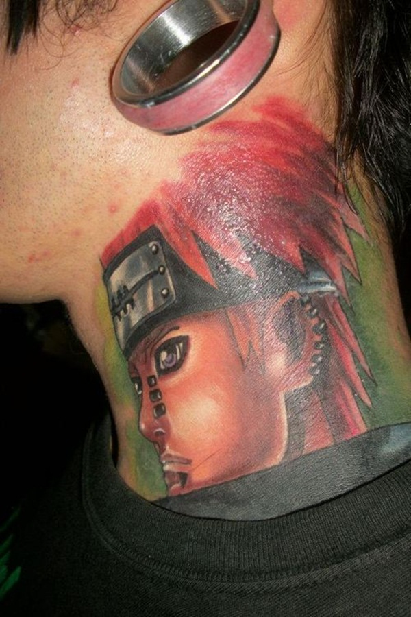 40 naruto tattoo designs for men and women for Description of tattoo pain