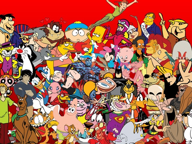 Japanese Cartoon Characters 90s : How cartoon helped us to know about different cultures