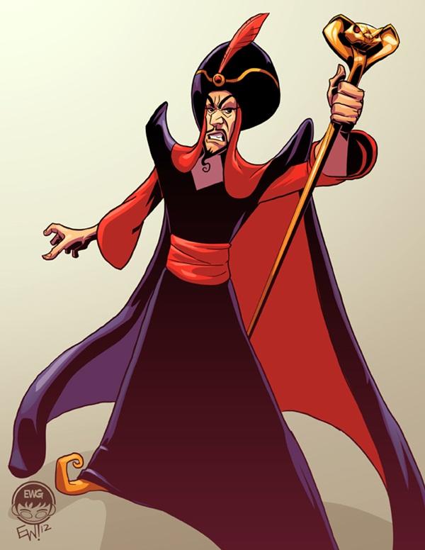 famous villain cartoon charcters14