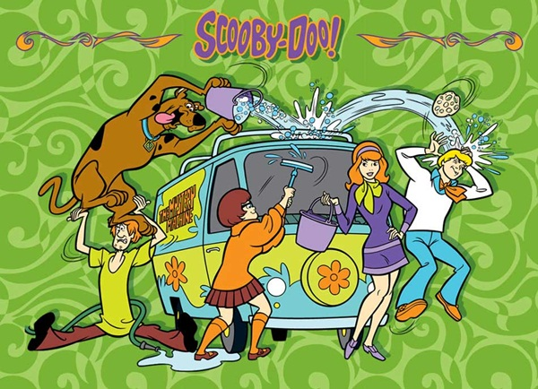scooby doo biography,history,movies1