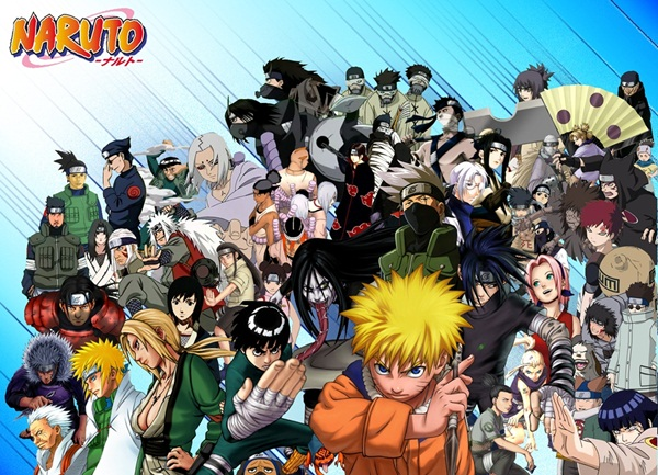 Description about Naruto Anime Cartoon3