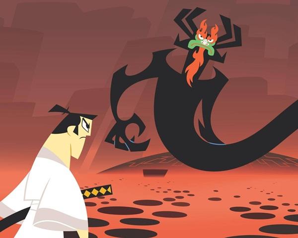 samurai jack biography, video games,history2