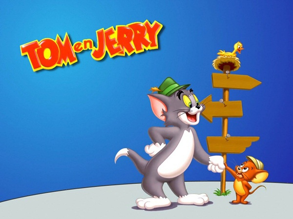 Tom and Jerry, the best friendship ever00