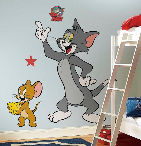 Tom and Jerry, the best friendship ever3