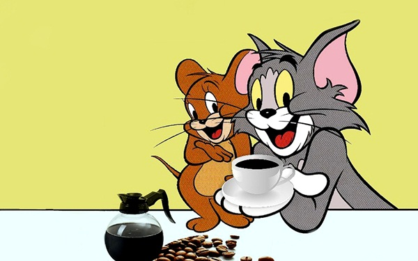 Tom and Jerry, the best friendship ever7