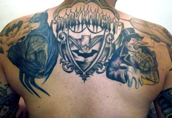 batman tattoo designs for men and women14