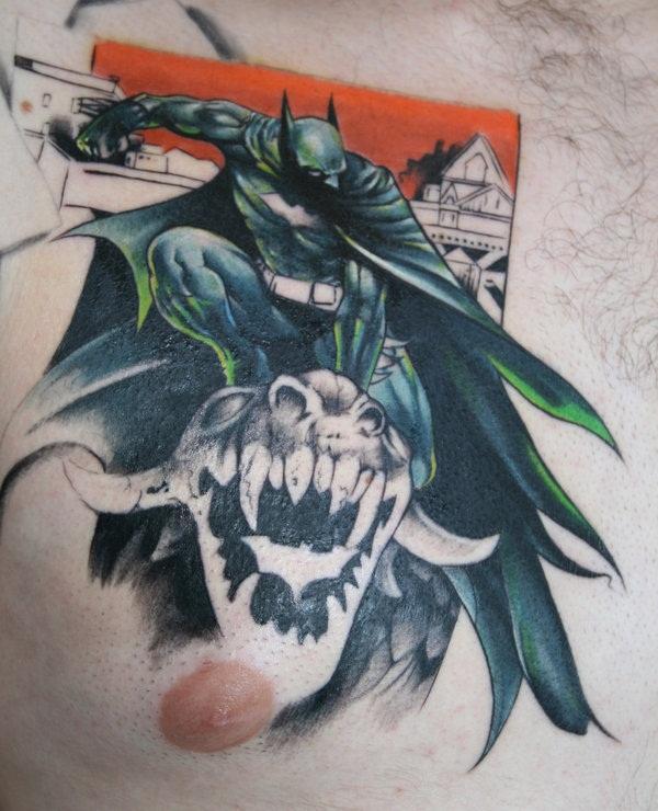 batman tattoo designs for men and women16