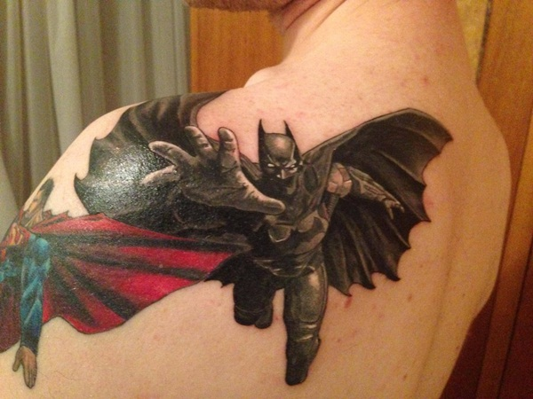 batman tattoo designs for men and women24