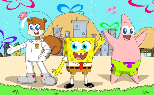 description about Spongebob squarepants Cartoon series3