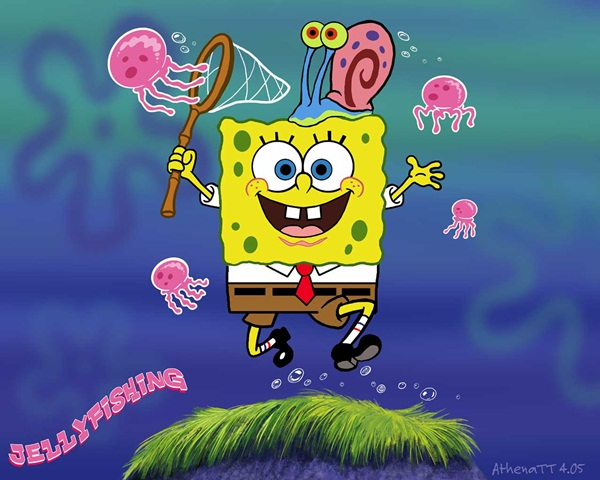 description about Spongebob squarepants Cartoon series6
