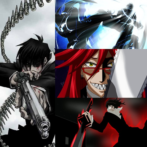 best anime weapons