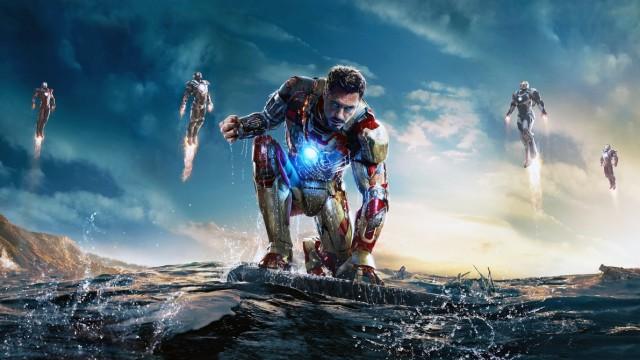 Iron Man HD Wallpapers for Desktop (1)