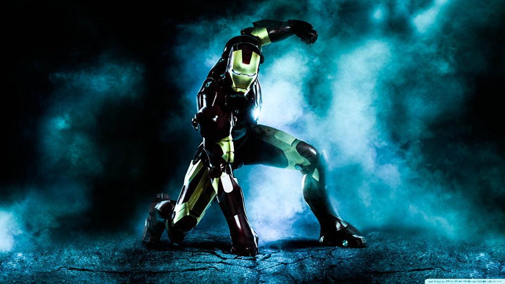 Iron man 3 hd 3d wallpaper - Iron man cartoon hd ...