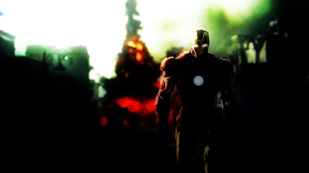 35 Iron Man Hd Wallpapers For Desktop Cartoon District