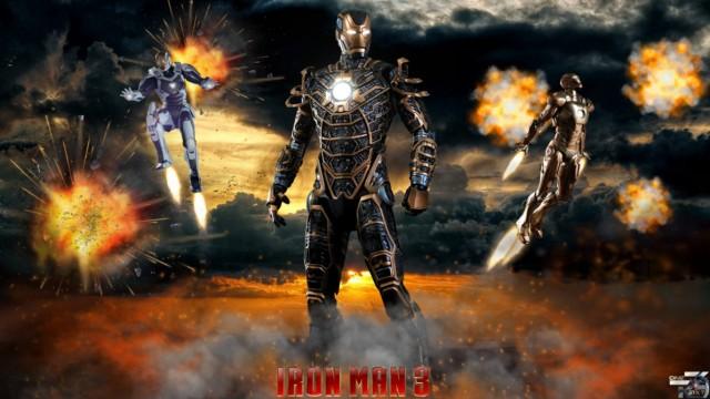 Iron Man HD Wallpapers for Desktop (2)