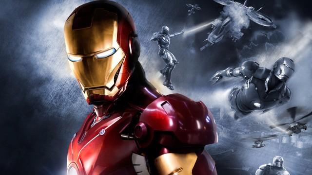Iron Man HD Wallpapers for Desktop (27)