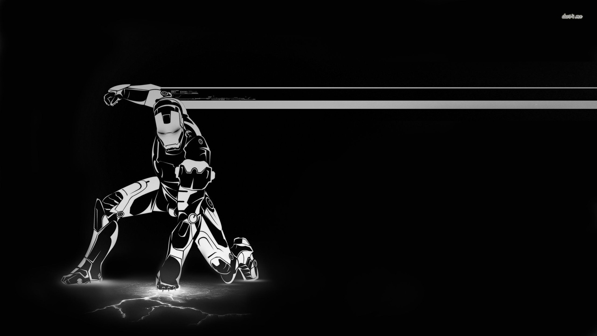 ultra hd wallpaper of ironman for pc
