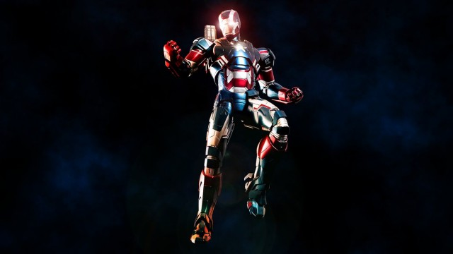 Iron Man HD Wallpapers for Desktop (6)