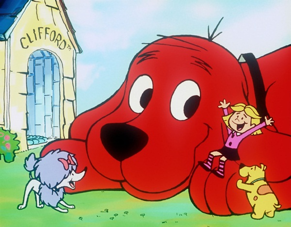 List of popular dog cartoon characters13-013