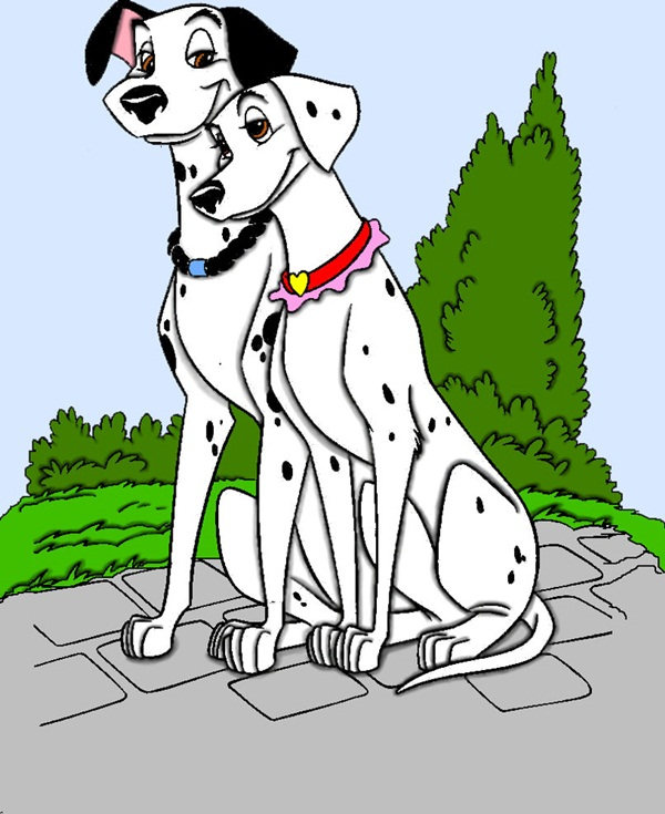 List of popular dog cartoon characters22-022