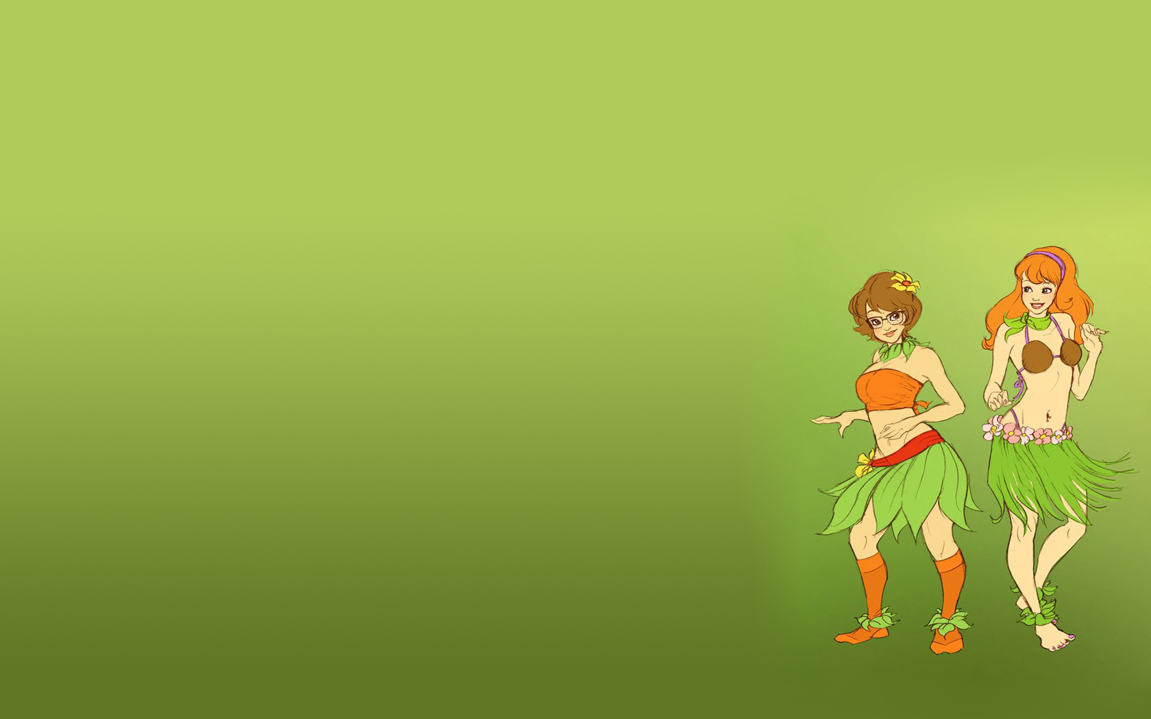Scooby doo Characters Wallpaper for PC (13)
