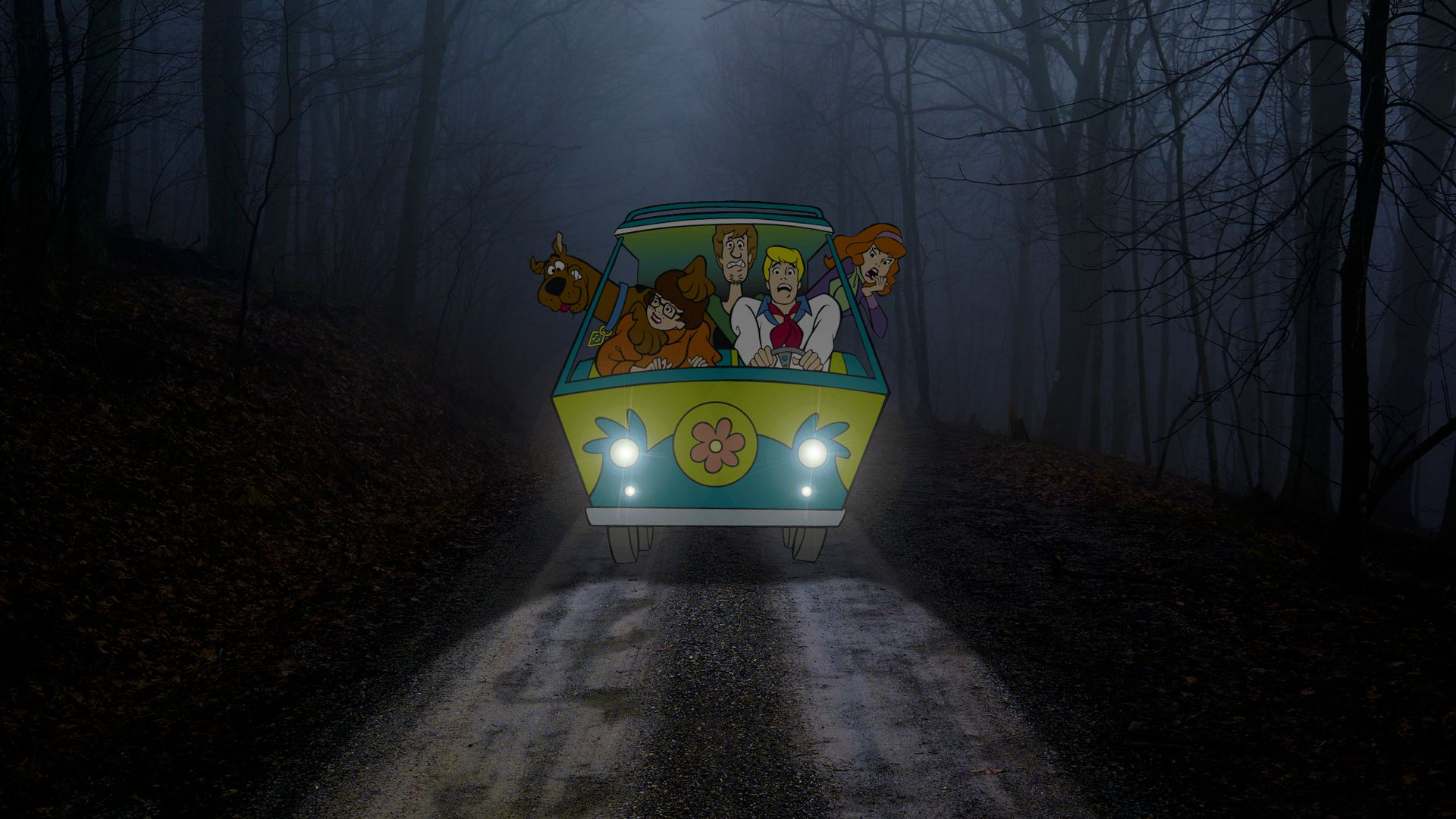 Scooby doo Characters Wallpaper for PC (3)
