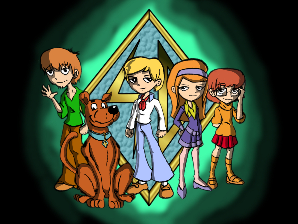 Scooby doo Characters Wallpaper for PC (9)