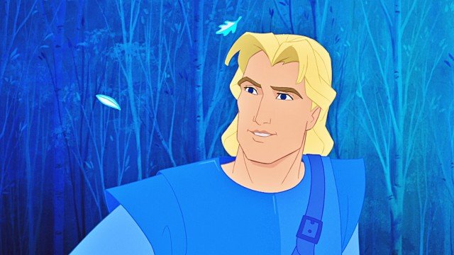 Top 25 Hot Male Cartoon Characters (1)