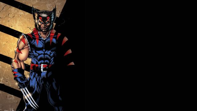 Wolverine HD Desktop Background