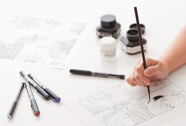 Career Perception as Cartoonist and Animator  2-002