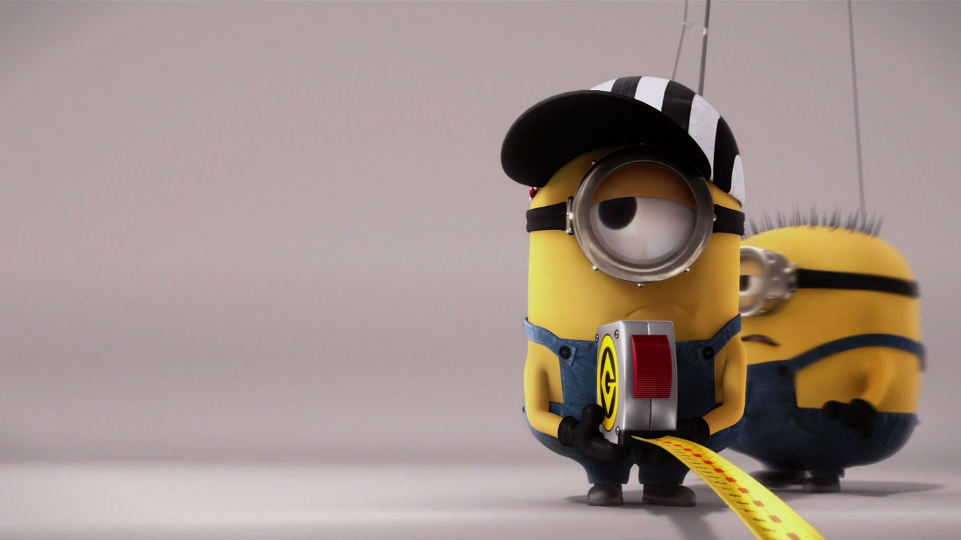 Cute Minion Wallpapers HD for Desktop (1)